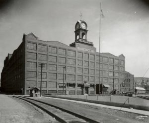 Eagle Silk Mill