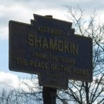 Shamokin Sign