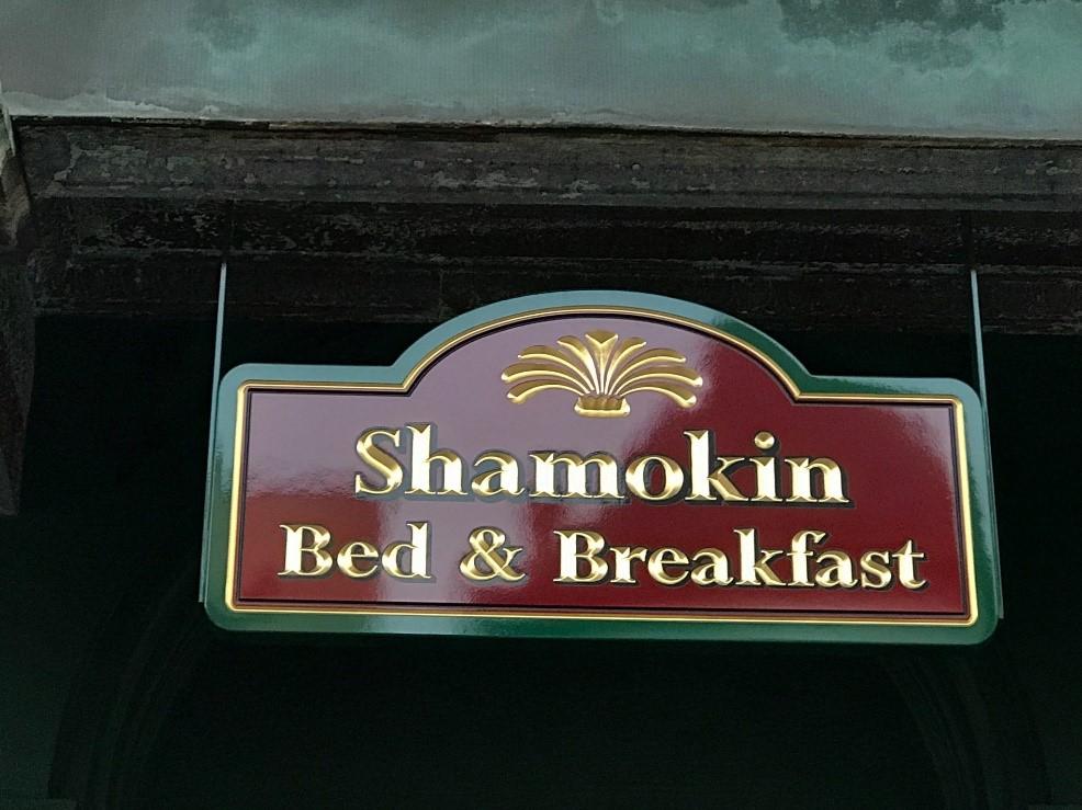 Shamokin Bed & Breakfast