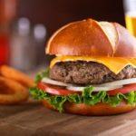 Wayside Inn Burger